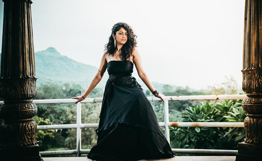 satyabhama pinkpeppercorn ballroom gown sonal mythic fashion
