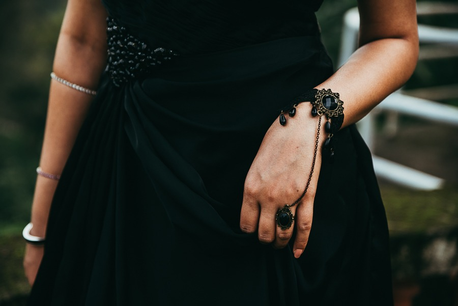 satyabhama pinkpeppercorn hand harness mythic fashion