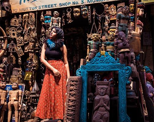 Inside Mumbai Chor Bazaar, Mutton Street Photo Story