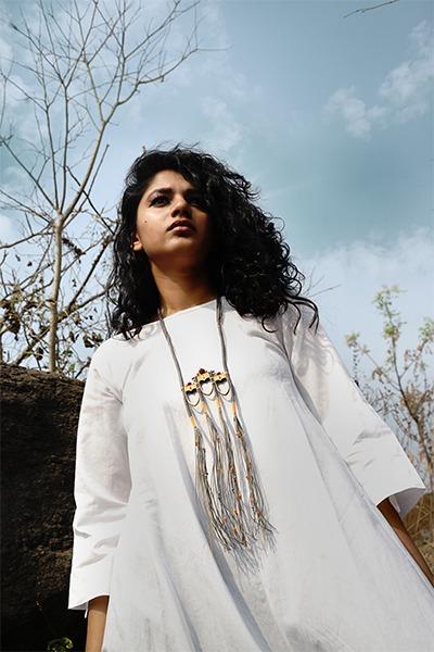 Razia Kunj - Moksha - Wearable Art - Shiva