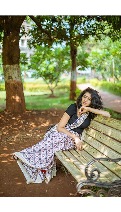 craftsvilla park in saree 1