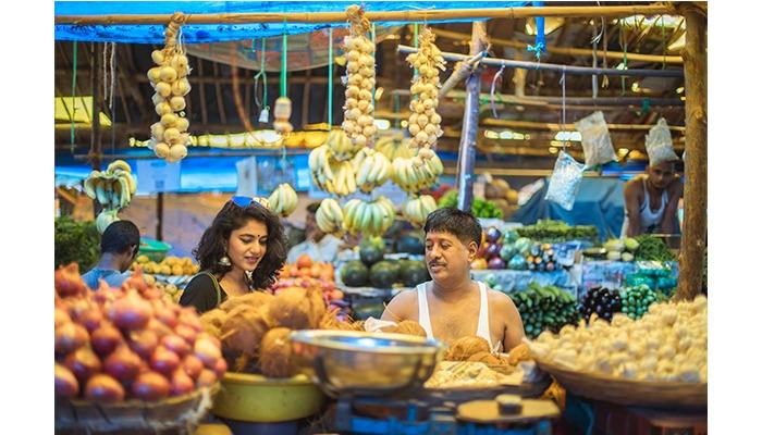 vegetable market india