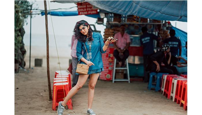 craftsvilla streetstyle ethnic kurti as a dress 1