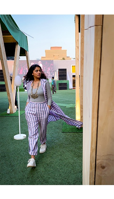 Lakme fashion week 2019 sonal agrawal street style