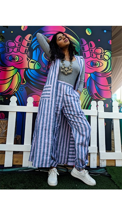 streetstyle lakme fashion week linens house of pinkpeppercorn